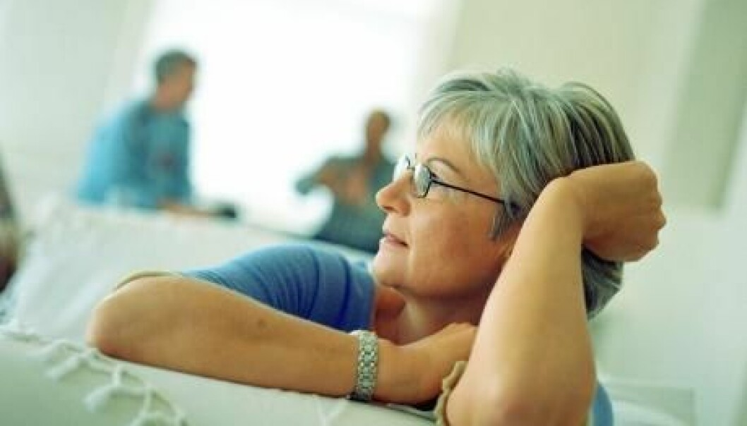 8 000 Norwegian are afflicted with MS. (Illustration photo: Colourbox)
