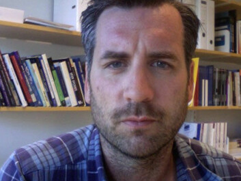 Audun Beyer is a researcher at the University of Oslo's Department of Media and Communication. (Private photo)