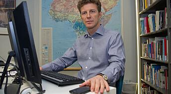 Peacekeeping from cyberspace