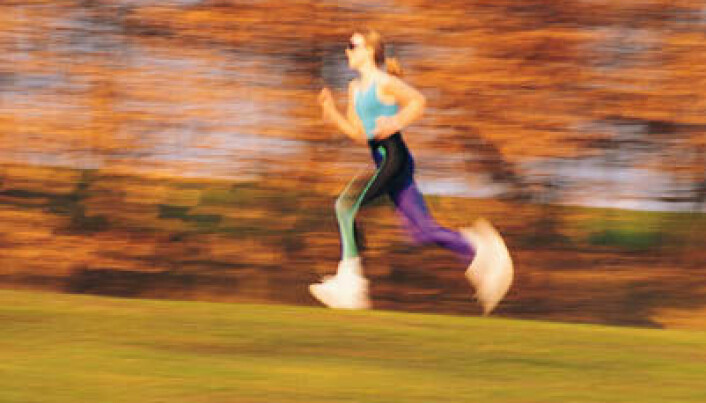 Fitness reporting scores a hit