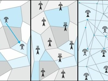 The UN has started Global Pulse, an initiative to monitor social and economic crises with digital technology and real-time analyses. In November Global Pulse launched a new guide in which telephone data analyses provide valuable information to development aid work and humanitarian efforts. (Illustration: Global Pulse)