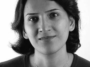 Sara Ghaderi. (Photo: Jan Kåre Wilhelmsen)