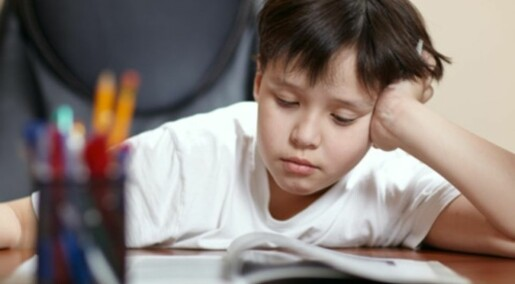 Weak students don't benefit from excessive praise