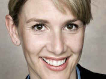 Aina Holmén. (Press photo)