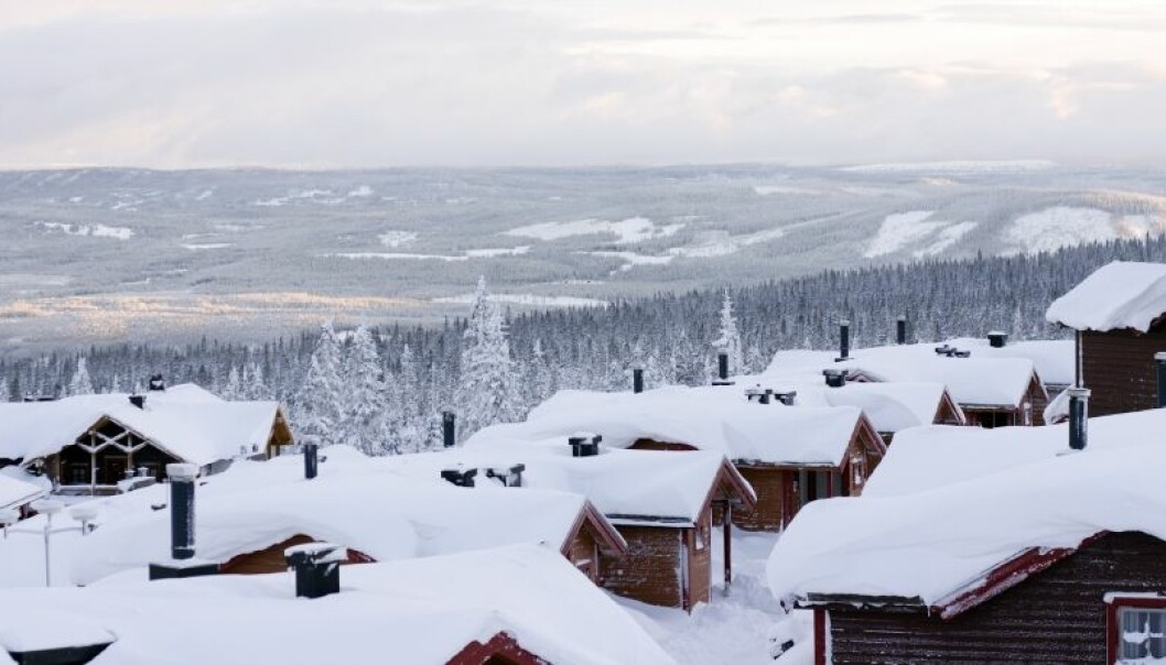 Builders in many parts of Norway might be working with simpler roof construction in the future. Municipalities may be able to relax their demands on material dimensions and load capacities. (Photo: Colourbox)