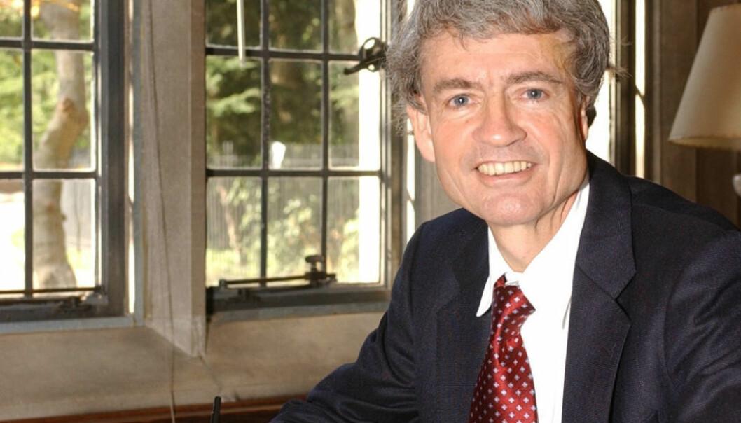 Michael Cook. (Photo: Denise Applewhite / Princeton University)