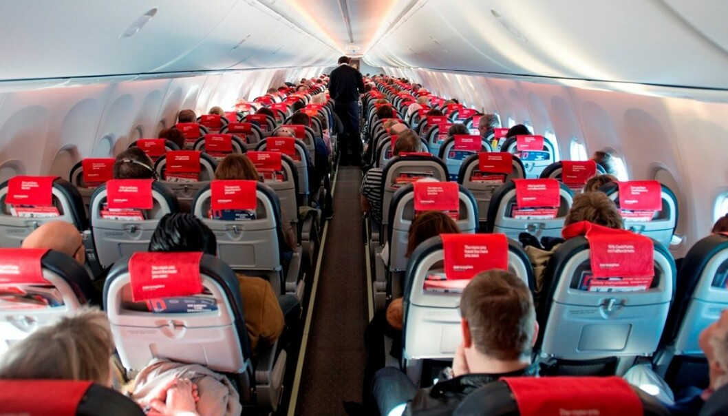 Professor of economics believes it is inevitable that the employees at the Norwegian Air Shuttle face wages cuts, due the company's branches in other countries. (Photo: Espen Braata, Scanpix)