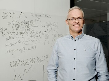 Professor Lars Sørgard. (Photo: Øyvind Torvun, NHH)