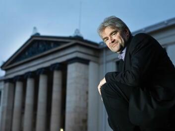 Professor Ola Mestad. (Photo: Bård Gudim, Research Council of Norway)