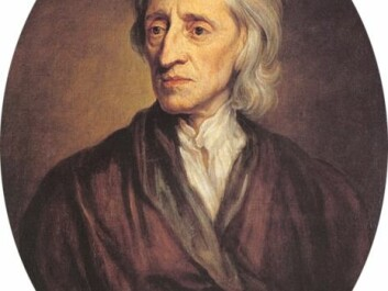 Many in the 1700s were inspired by philosophers such as John Locke (1632-1704). (Painting by Sir Godfrey Kneller from 1697)