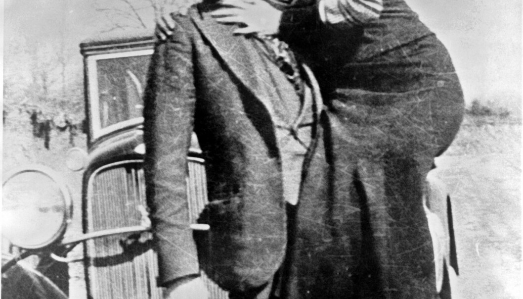Bonnie is said to have been smarter than Clyde. Did she not find a smarter partner because she underestimated herself? (Photo: Wikimedia Commons)