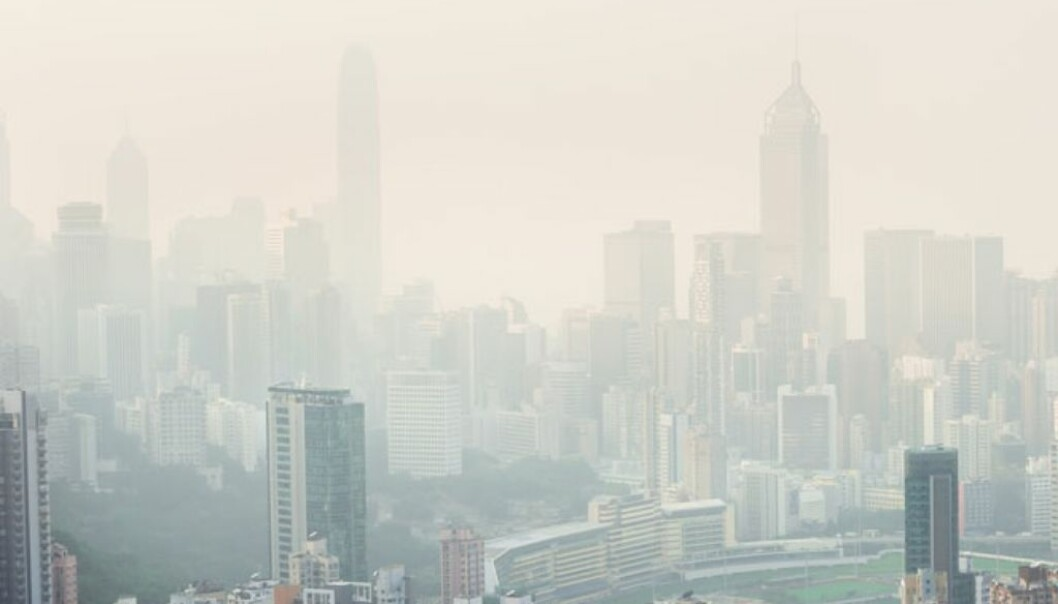 Air pollution – and lower atmospheric aerosols– over Hong Kong. (Photo: Stripped Pixel, Microstock)