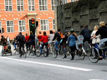 Copenhagen, Denmark (Photo: Mikael Colville-Andersen, Wikimedia Commons)