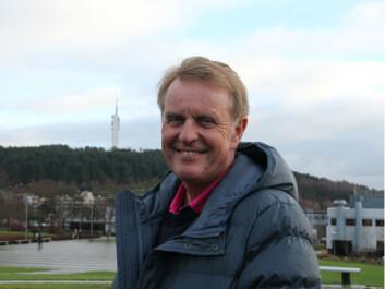 Knud Knudsen (Photo: Ida Gudjonsson, UiS)