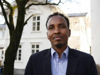Abdi Ali Gele's research on Somalis in Norway shows that support from politicians, religious leaders and other prominent voices in society is decisive in terms of achieving a zero tolerance policy towards female genital cutting in Somalia. (Photo: Kristin Marie Skaar)