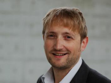 Professor Anders Hammer Strømman (Photo: NTNU)