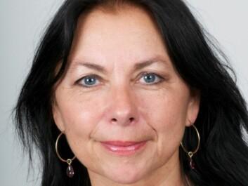 Professor Bente Træen. (Photo: Lasse Moer/UiO)