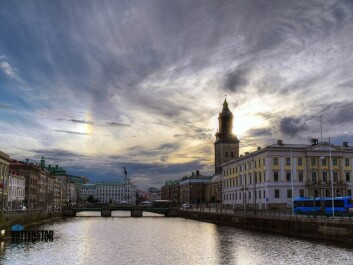 Gothenburg, where the population was split into two groups. (Photo: Colourbox)