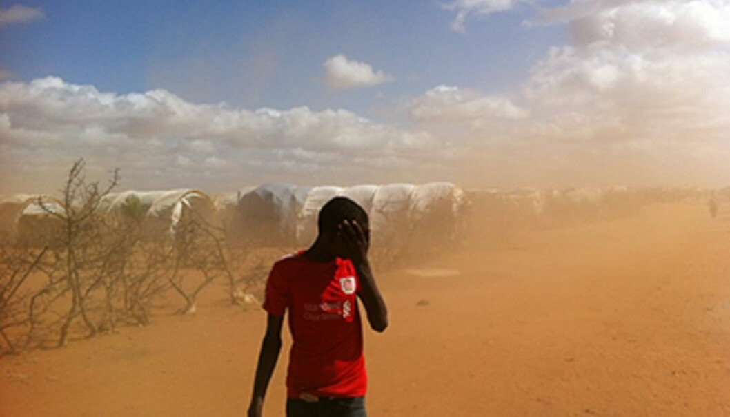 Many East African countries were hit hard by drought in 2011. (Photo: Vikram Kolmannskog)