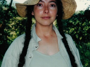 Hernandez-Aguilar spent two years in Tanzania studying chimpanzees. (Photo: Are Thune)