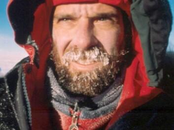 Jan-Gunnar Winther (Photo: Norwegian Polar Institute)