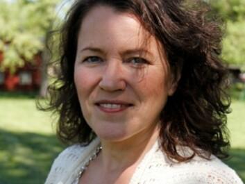 Annika Engström at Linköping University. (Photo: Linköping University)
