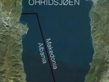 Lake Ohrid. (Photo: Google Maps)