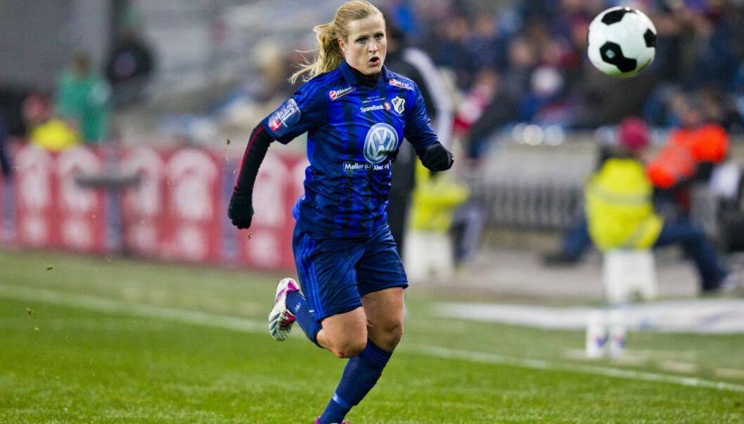 Melissa Wiik (Photo: Vegard Grøtt / NTB scanpix)