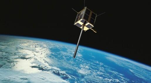 Norwegian satellite gets its orbital twin