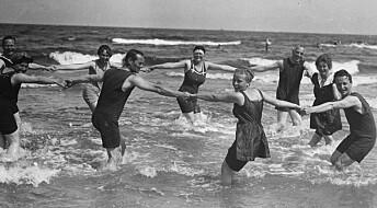 How Norwegians became ocean bathers