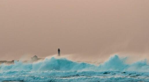 Detailed wave warnings on Norwegian coast