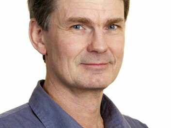 Ole Bjørn Rekdal thinks that Norwegian textbooks are outstanding examples of poor usage of sources. (Photo: Bergen University College)