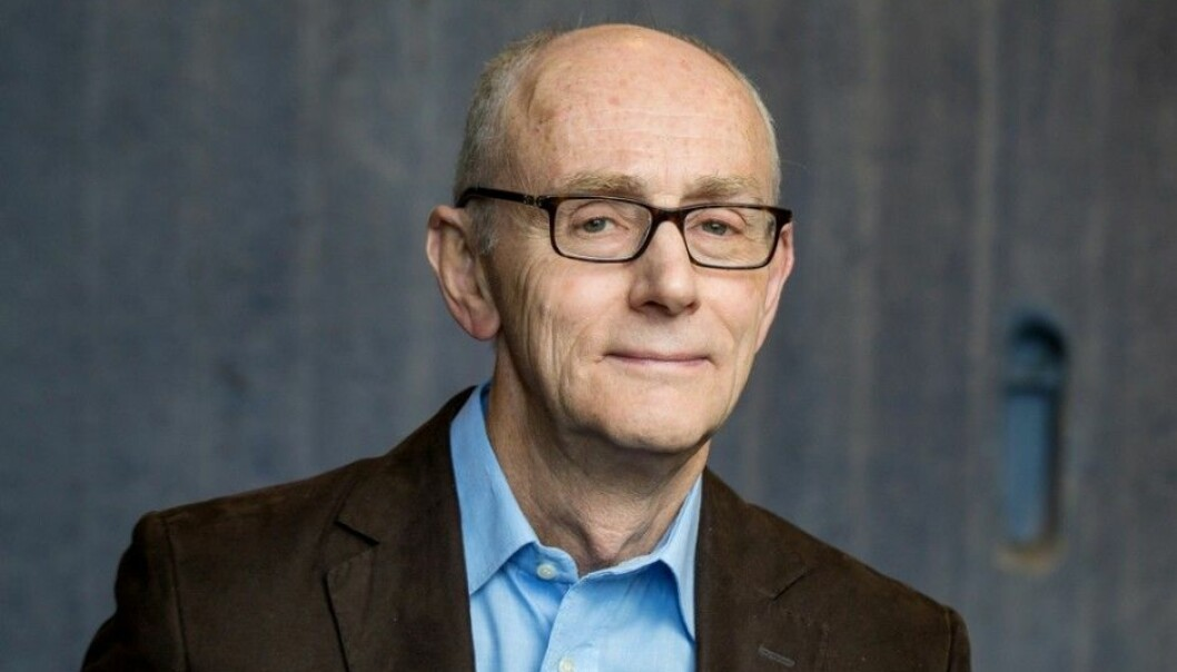 Law Professor Jan Fridthjof Bernt thinks the restrictions we see implemented by employers for their staff are in conflict with a basic principle of Norway's Constitution. (Photo: Eivind Senneset, University of Bergen)
