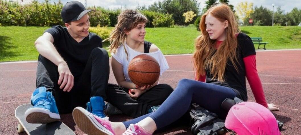 Older teens tackle divorces adeptly
