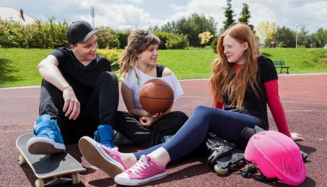 """Adolescents now have better networks than they used to and are more open with one another. This can explain why they no longer get mental problems when their parents split up,"" says Professor Bjørgulf Claussen at the University of Oslo's Institute for Health and Society. (Photo: Microstock)"