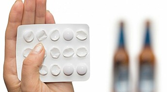 Pills can quench thirst for alcohol