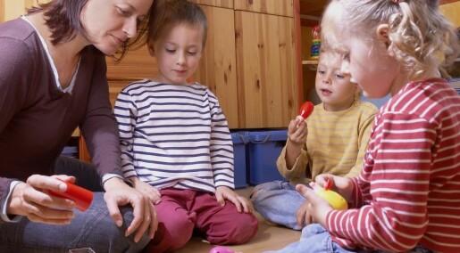 Open day care centres fill vital role