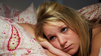 Worrying about sleep will keep you awake