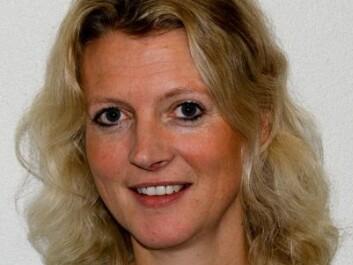 Researcher Helene Amundsen Nissen-Lie thinks better therapists are self-aware. (Photo: Svein Harald Milde, UiO)