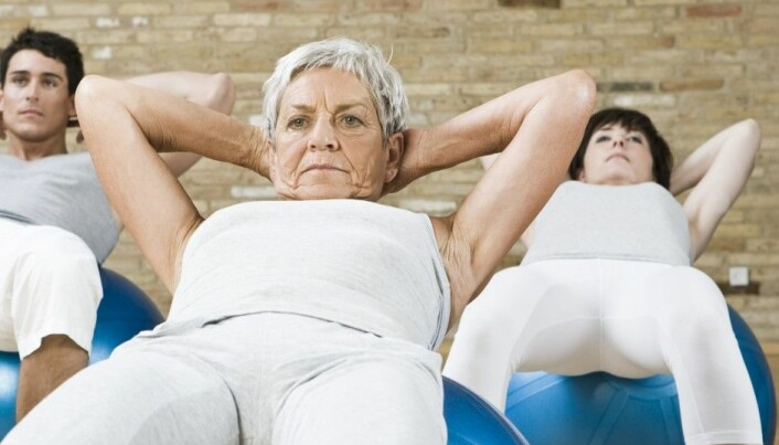 Aerobics can increase memory in older adults