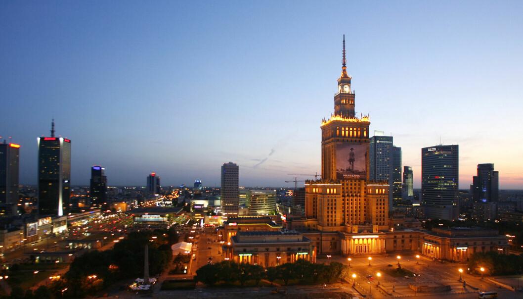 Warsaw, Poland (Photo: Kacper Pempel, Reuters)