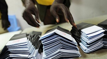 More democracy support for developing countries