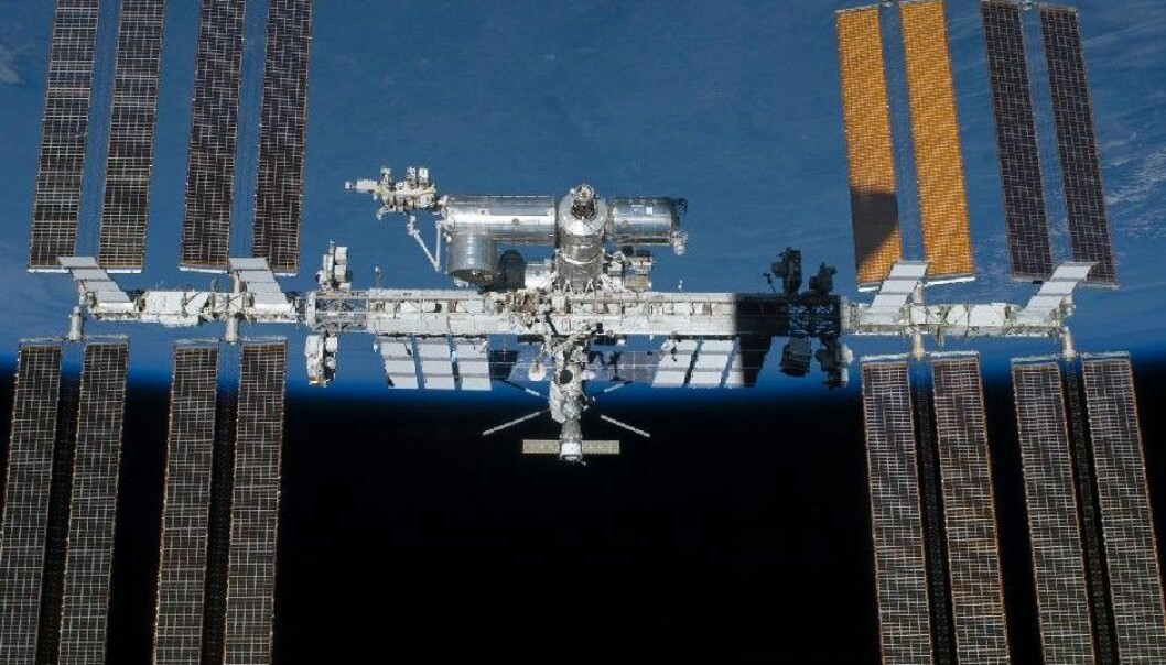 The experiment will be carried out on the International Space Station. (Photo: NASA)