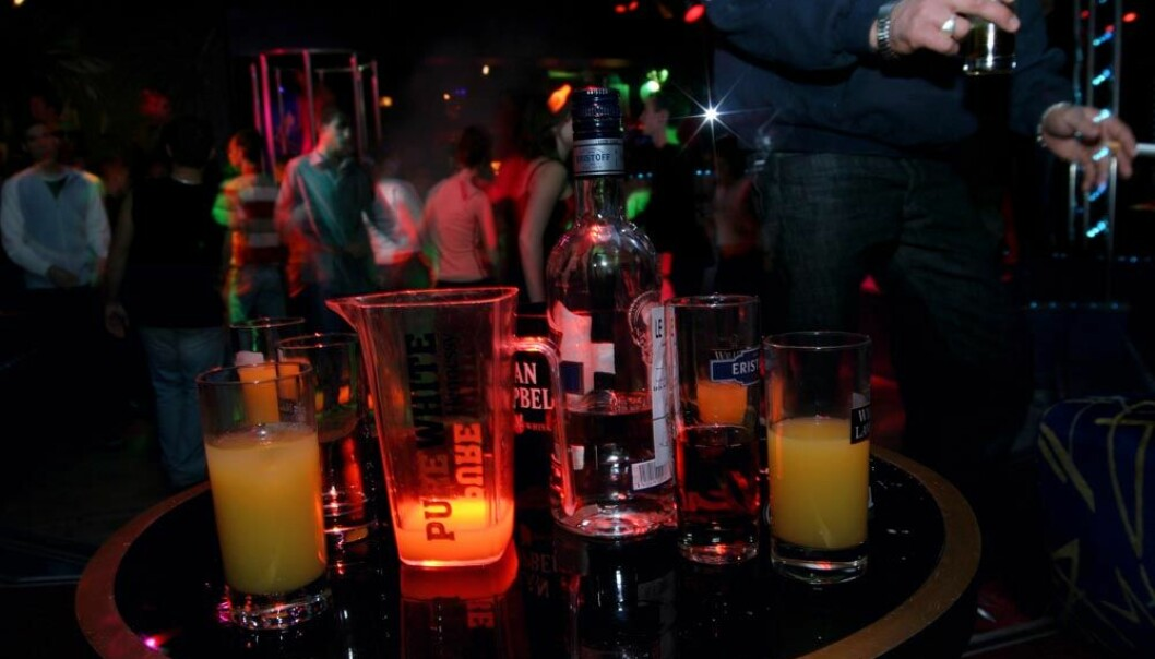 Most alcohol consumption in Oslo occurs in the weekend (Photo: Colourbox)