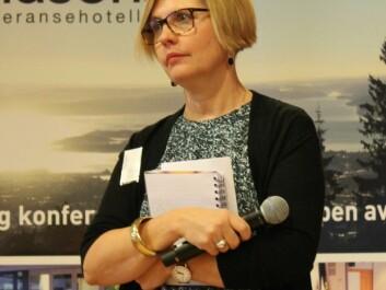 Mari Teigen thinks the tone of public discourse in Sweden is much harsher than in Norway. (Photo: Siw Ellen Jakobsen)