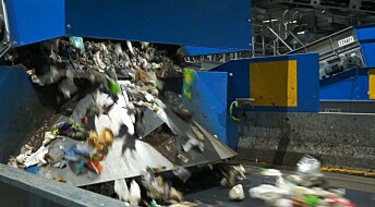 No more recycling blues