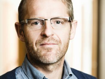 Lars Sandved Dalen (Photo: Norwegian Forest and Landscape Institute)