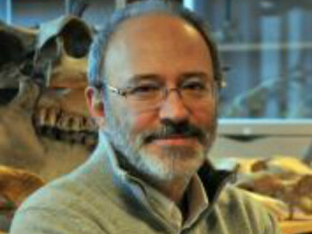 Professor Francesco d'Errico. (Photo: E. Pubert)