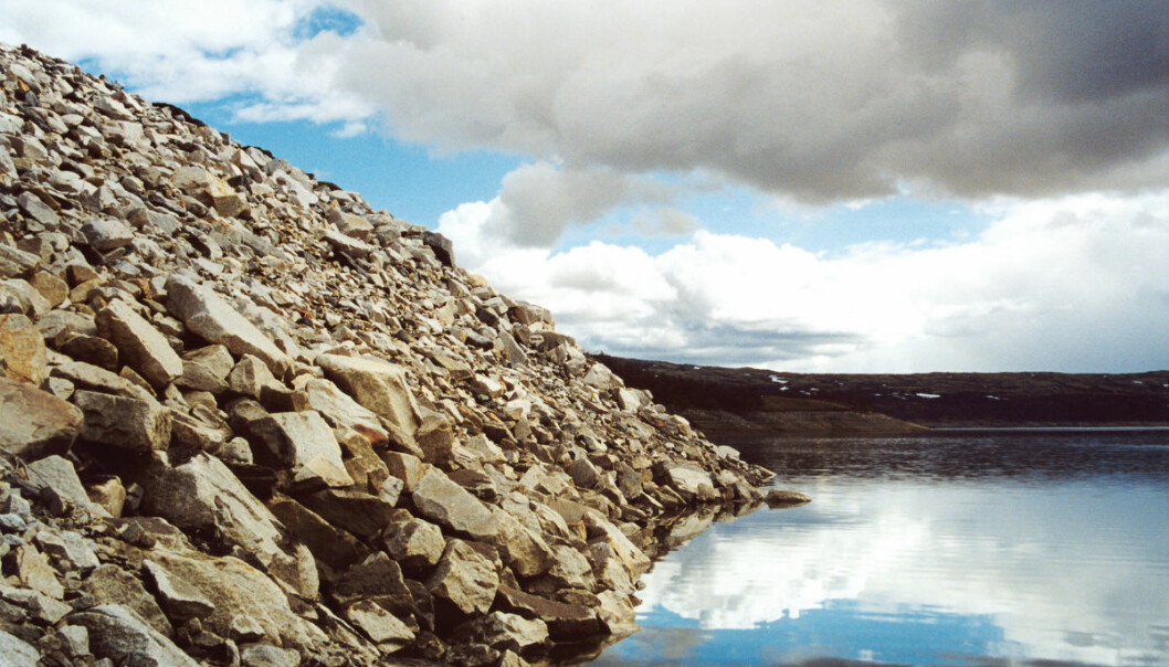 In the future, Norwegian hydropower reservoirs will be important when the wind doesn't blow hard enough across the wind-turbines on the Continent. When it is blowing again, cheap surplus power can be used to pump water back up to the reservoirs. (Photo: SINTEF)