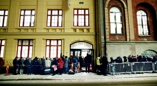 Housing first for homeless people in Norway